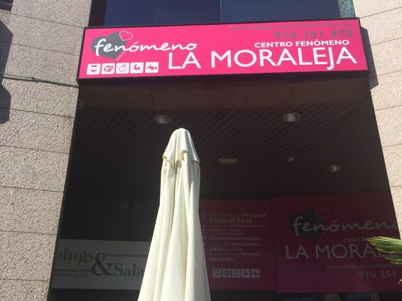Centro Fenómeno La Moraleja