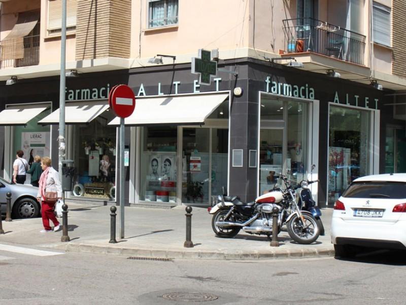 Farmacia Altet Valencia