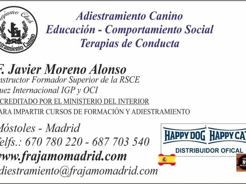 Club De Educación y Adiestramiento, Frajamo Madrid comentarios