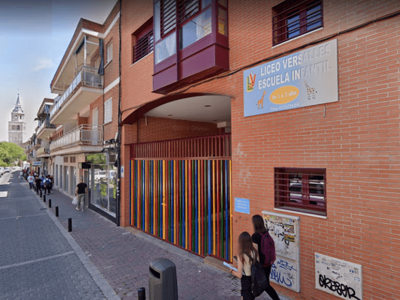 Colegio y Escuela Infantil Liceo Versalles Villa de Vallecas