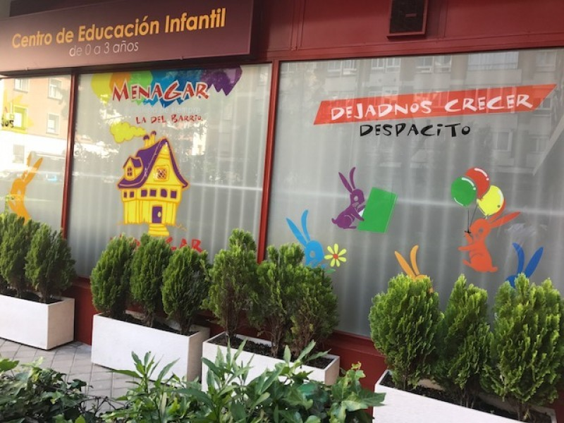 Centro de Educación Infantil Menagar Chamartín