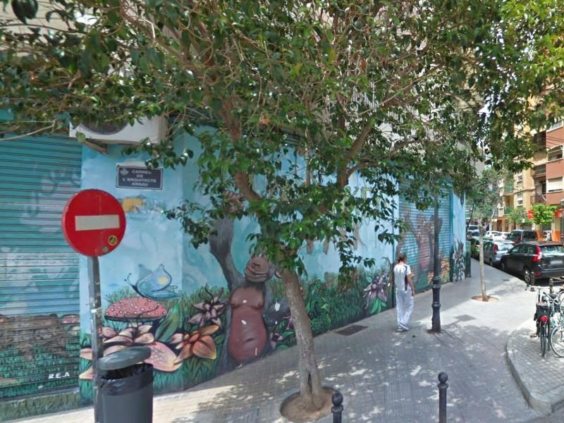 Monkey Park Benimaclet
