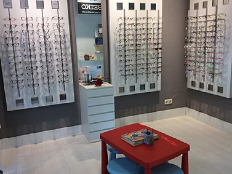 Centro Óptico-Auditivo Vallehermoso Madrid