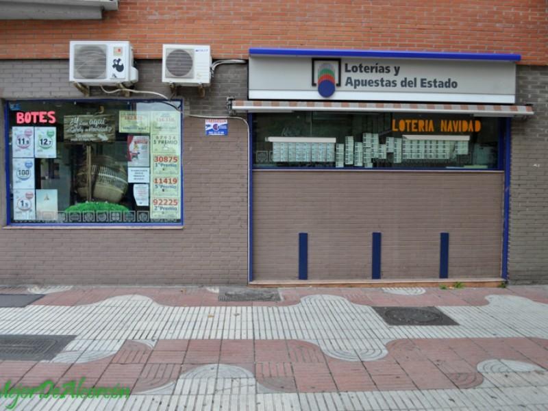 Loterías Valderas 18 Alcorcón