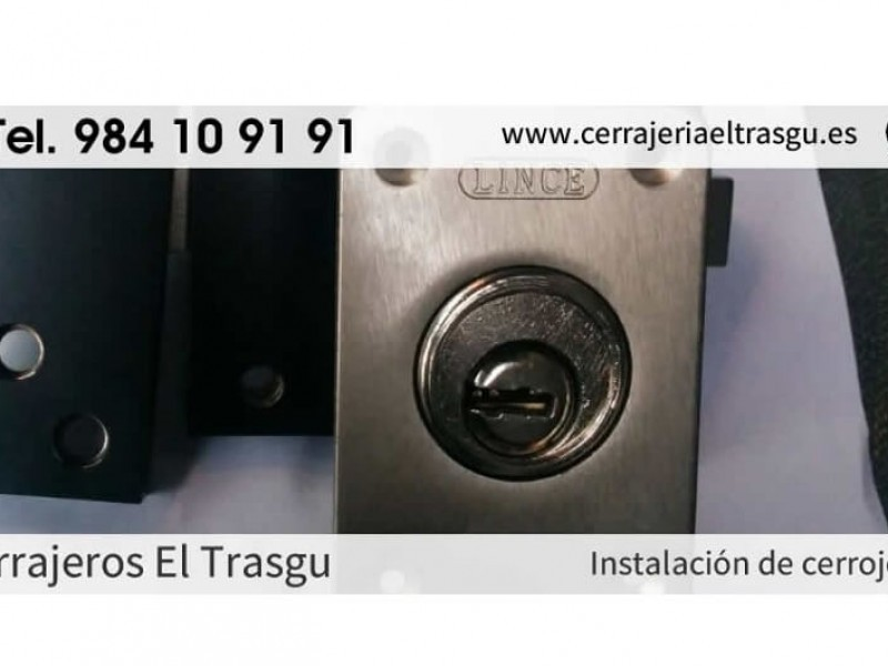 Trasgu Cerrajeros Asturias
