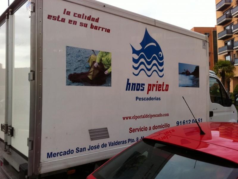Pescadería Felix Prieto Alonso comentarios