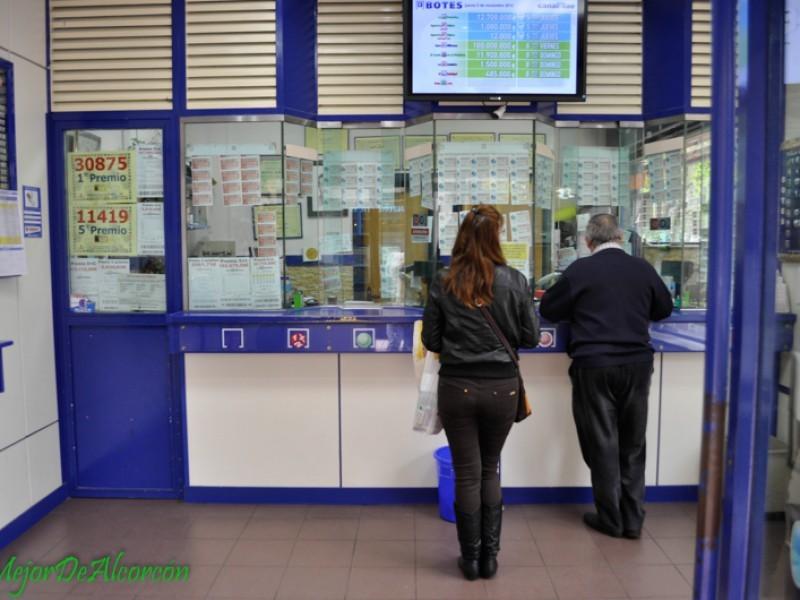 Loterías Valderas 18 Madrid