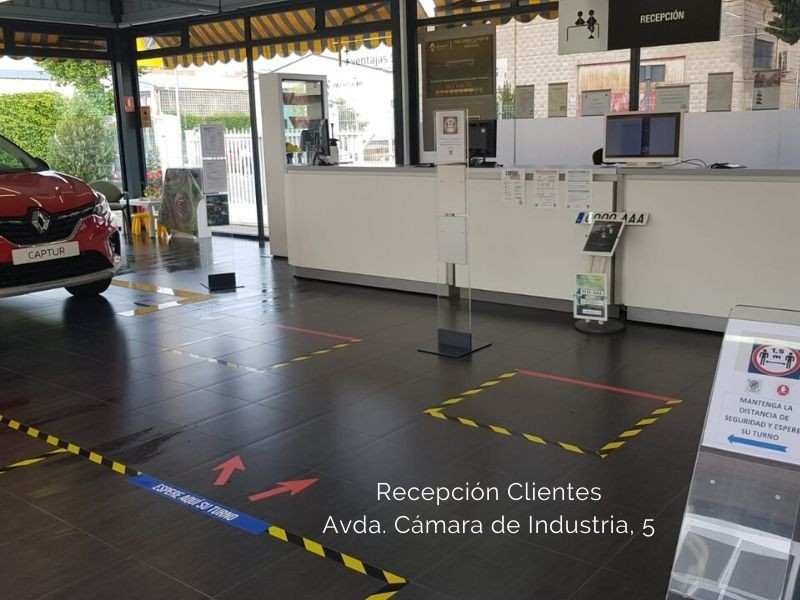 Talleres Clemente Renault Dacia Madrid