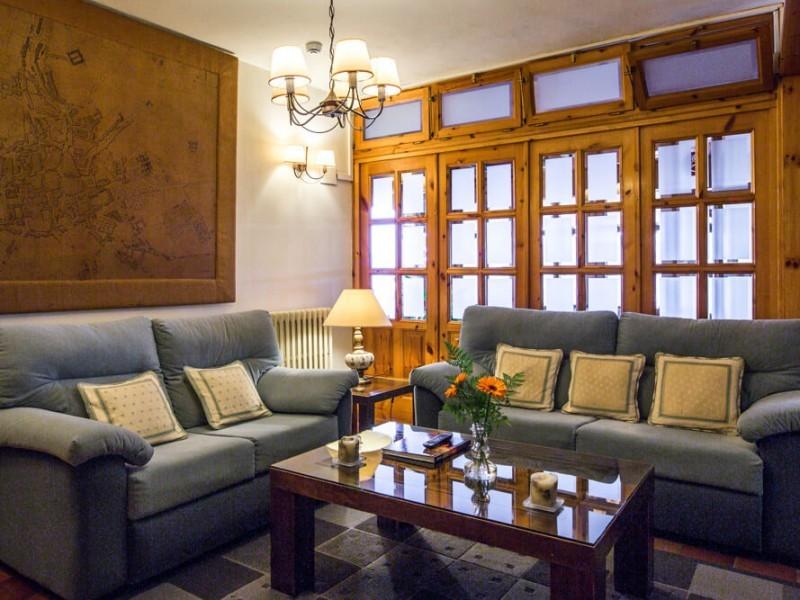 Hotel Casa Camila Oviedo