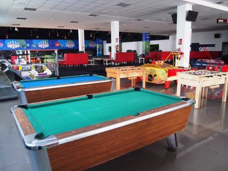 WOW Bowling Cafe MADRID