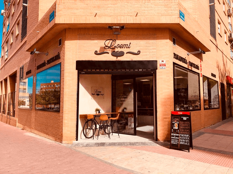 Panadería Loemi Móstoles