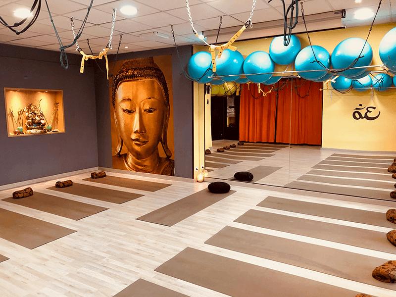 Centro de Yoga - Om Ganesha comentarios