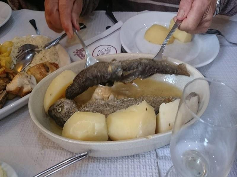 Sidrería Parrilla San Julian Asturias