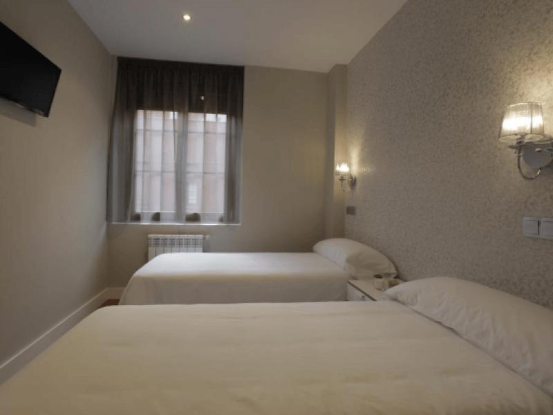 Hotel Rosal valoraciones