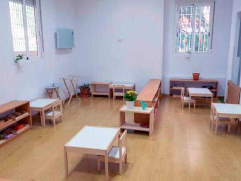 Colorines Montessori Madrid
