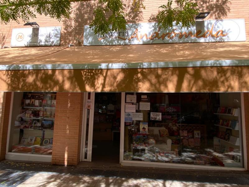 Librería Andromeda