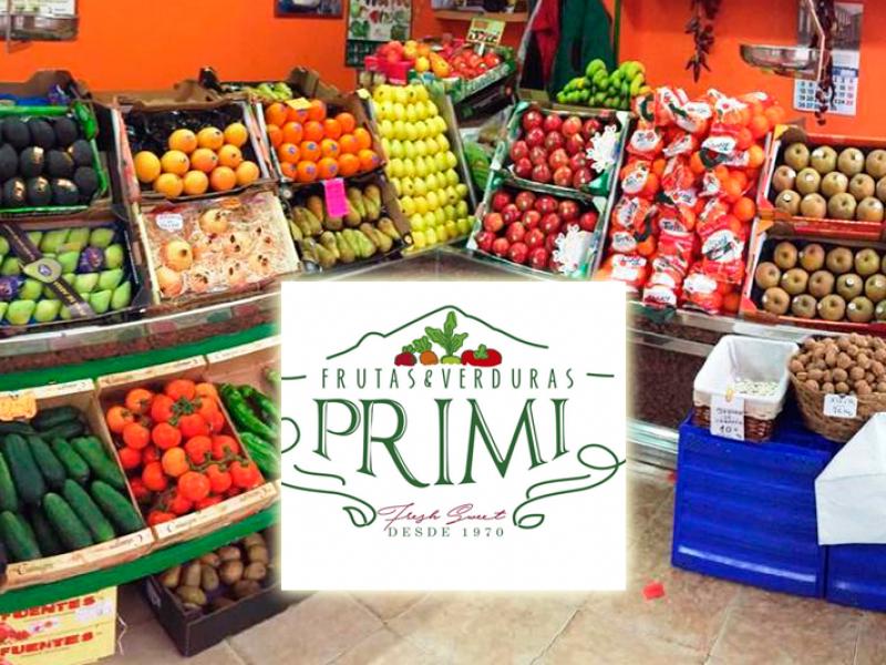 Frutas y Verduras Primi