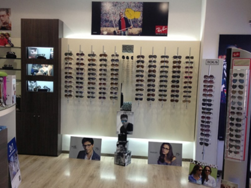 Opticalia Bulevar Madrid