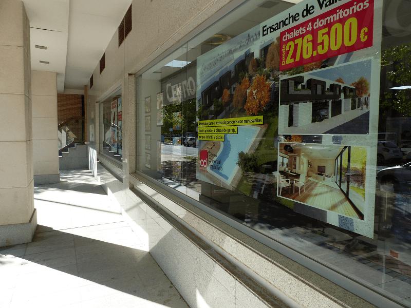 Centro Comercial Inmobiliario CCI Real Estate Ensanche de Vallecas