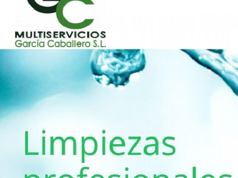 García Caballero Limpieza Ecológica Huesca