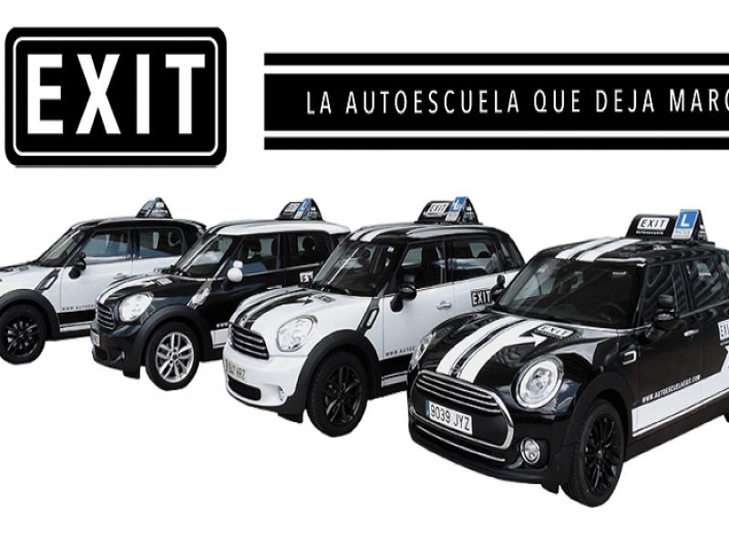 Autoescuela Exit opiniones