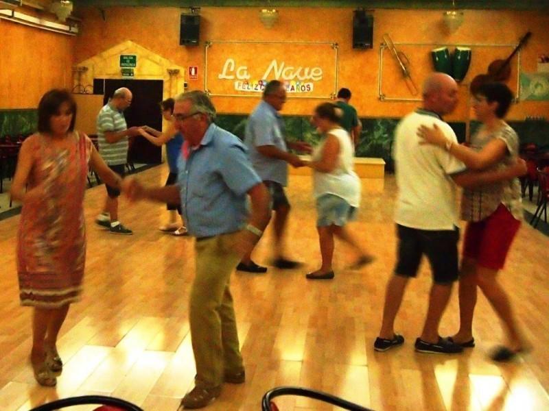 La Nave Bailes de Salón comentarios