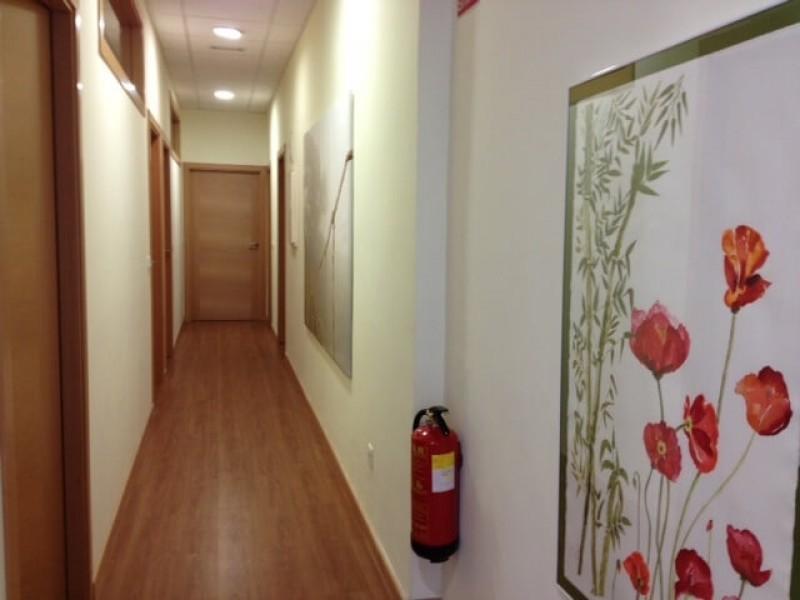 Clínica de Fisioterapia Rehabilitarte Chamberí