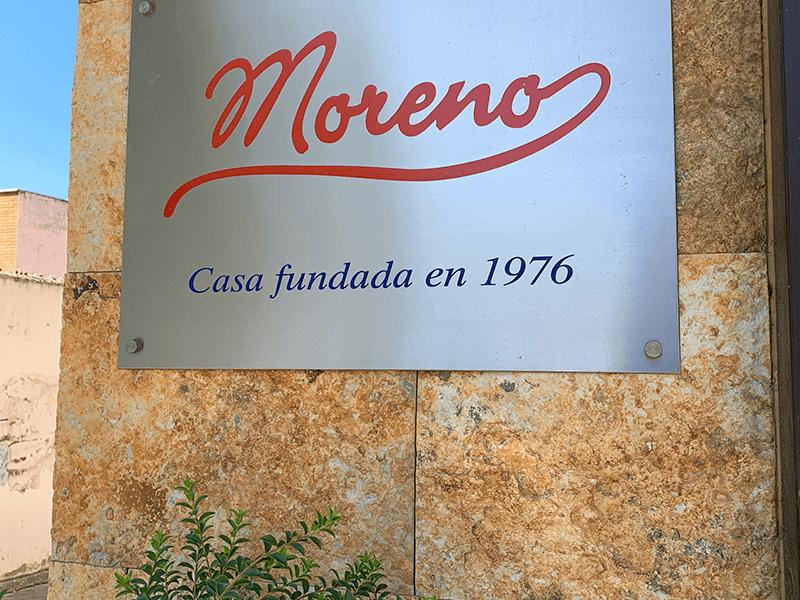 Restaurantes Marisquerías Moreno
