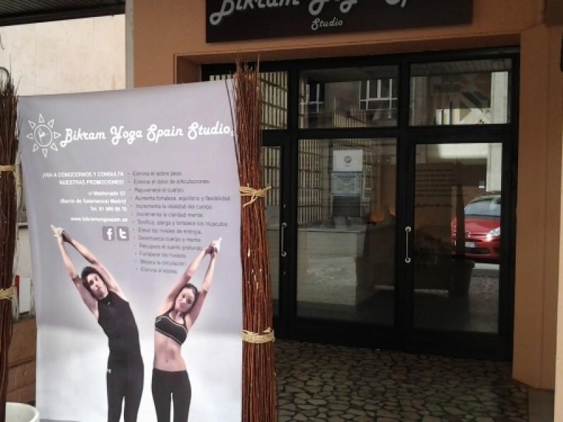 Bikram Yoga Spain Studio