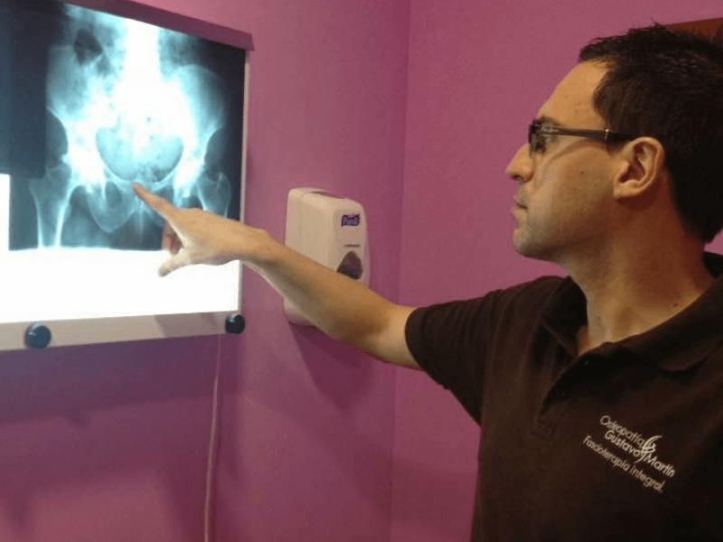 Osteopatía y Fascioterapia Gustavo Martín Móstoles