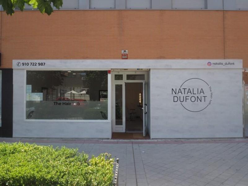 Natalia Dufont The Hair Lab Fuenlabrada