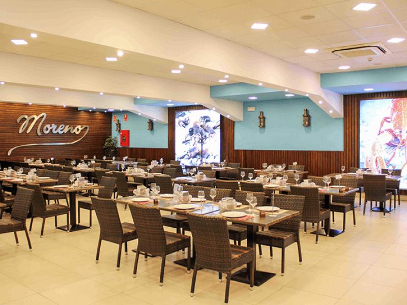 Restaurantes Marisquerías Moreno valoraciones