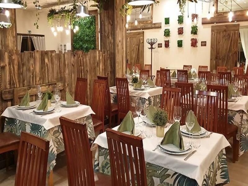 Gaucho Fierro Asador Restaurante Asturias