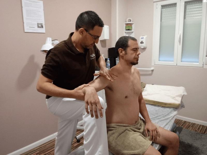 Osteopatía y Fascioterapia Gustavo Martín valoraciones