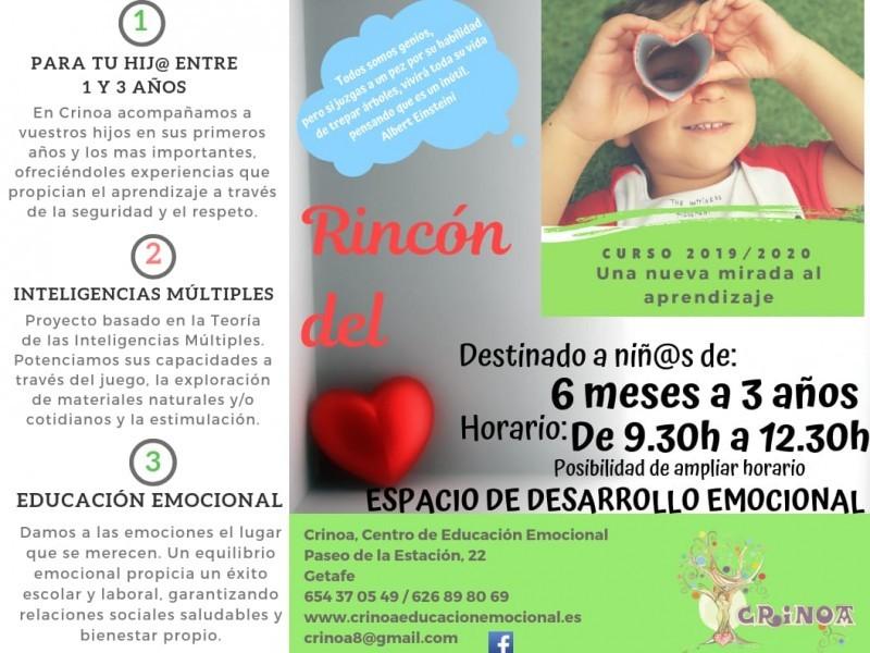 Crinoa Centro de Educación Emocional Getafe