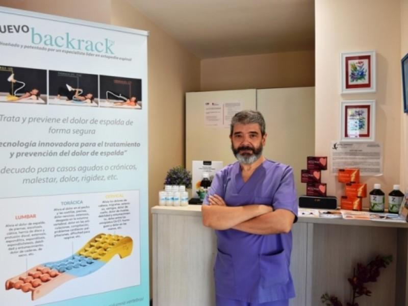 Fisioterapia y Osteopatía Carlos Alonso Leganés