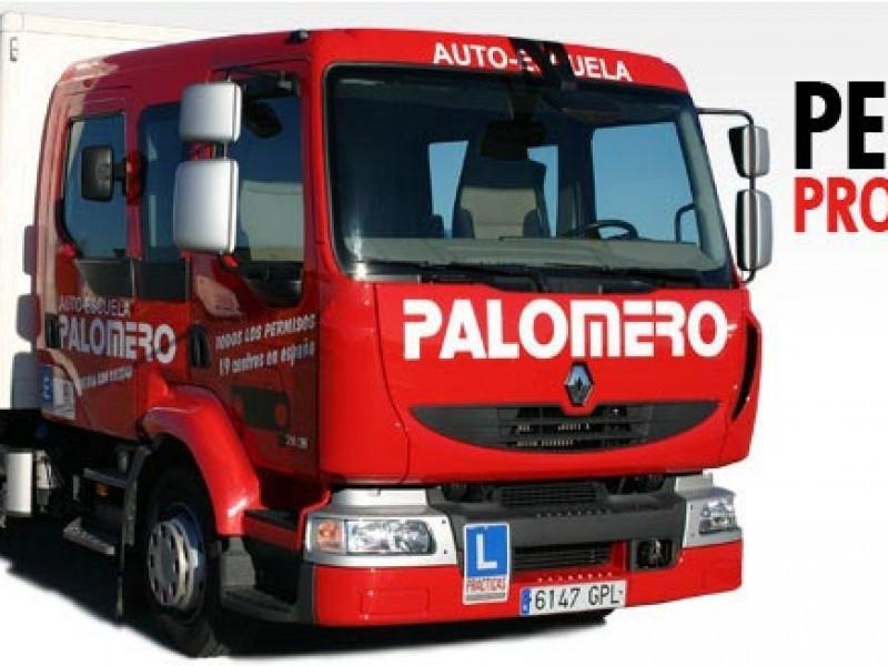Autoescuela Palomero comentarios