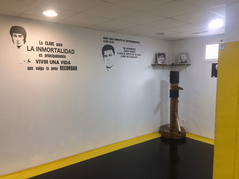 Escuela de Artes Marciales J Canto Madrid