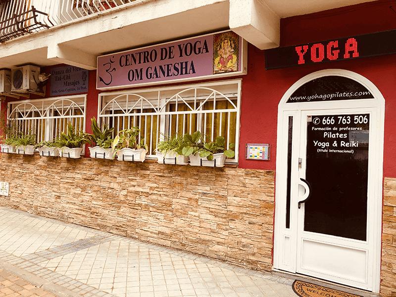 Centro de Yoga - Om Ganesha