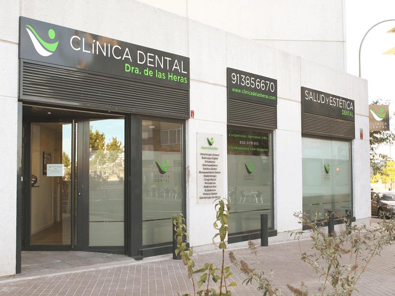 Clínica Dental Dra de las Heras