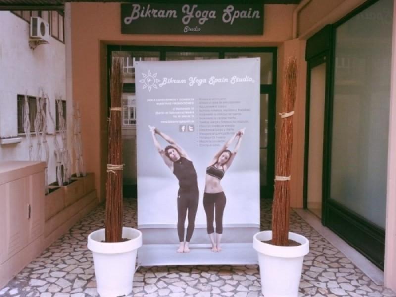 Bikram Yoga Spain Studio Madrid