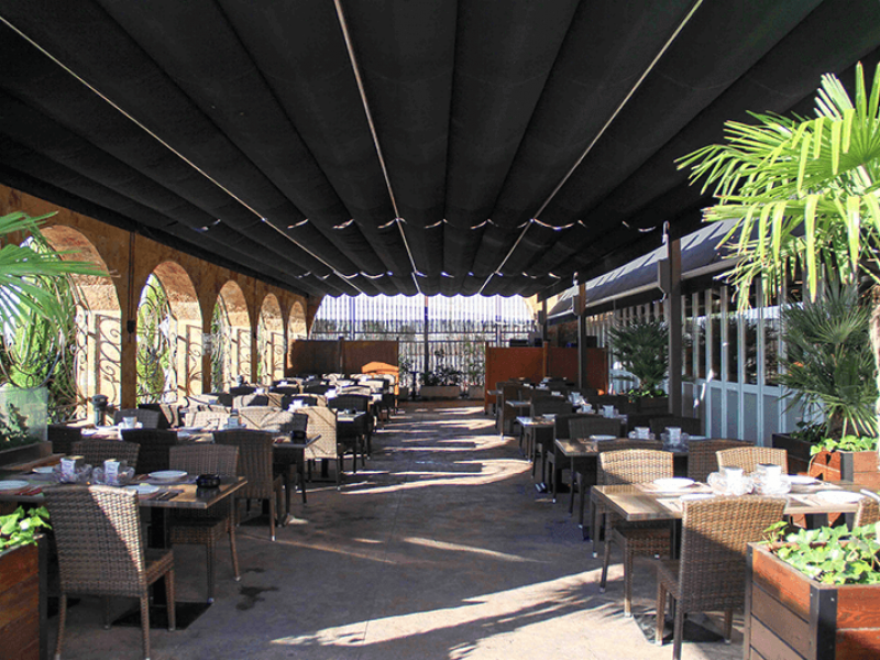 Restaurantes Marisquerías Moreno Madrid