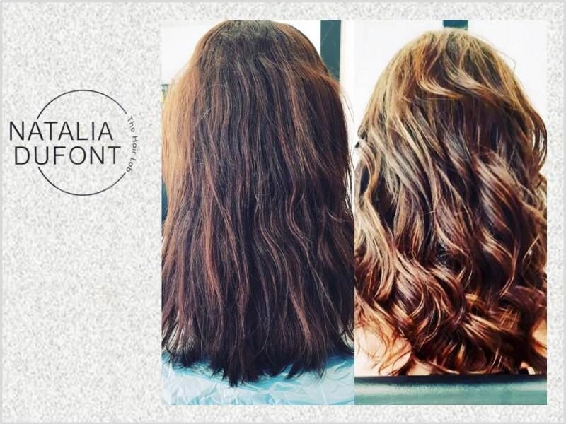 Natalia Dufont The Hair Lab Madrid