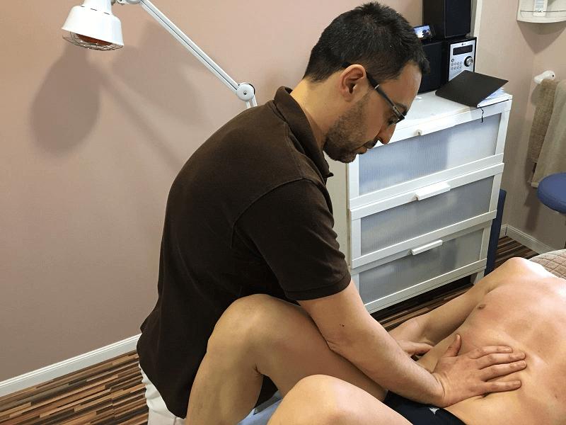 Osteopatía y Fascioterapia Gustavo Martín opiniones