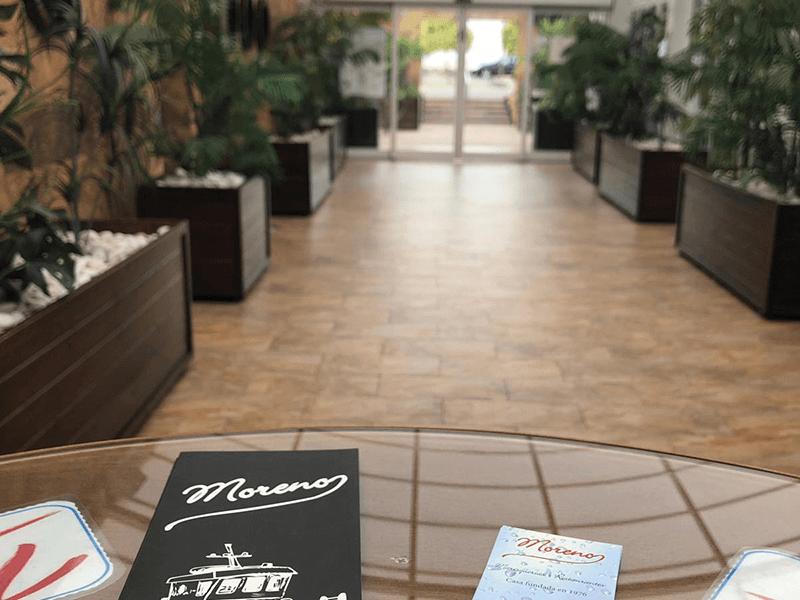 Restaurantes Marisquerías Moreno opiniones
