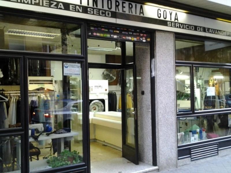 Tintorería Goya