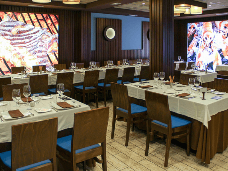 Restaurantes Marisquerías Moreno comentarios