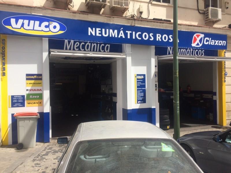 Neumáticos Rosa Chamartín