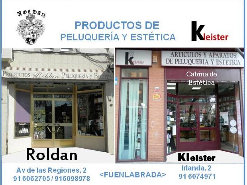 ROLDAN - KLEISTER ProductosdePeluqueriay Estética