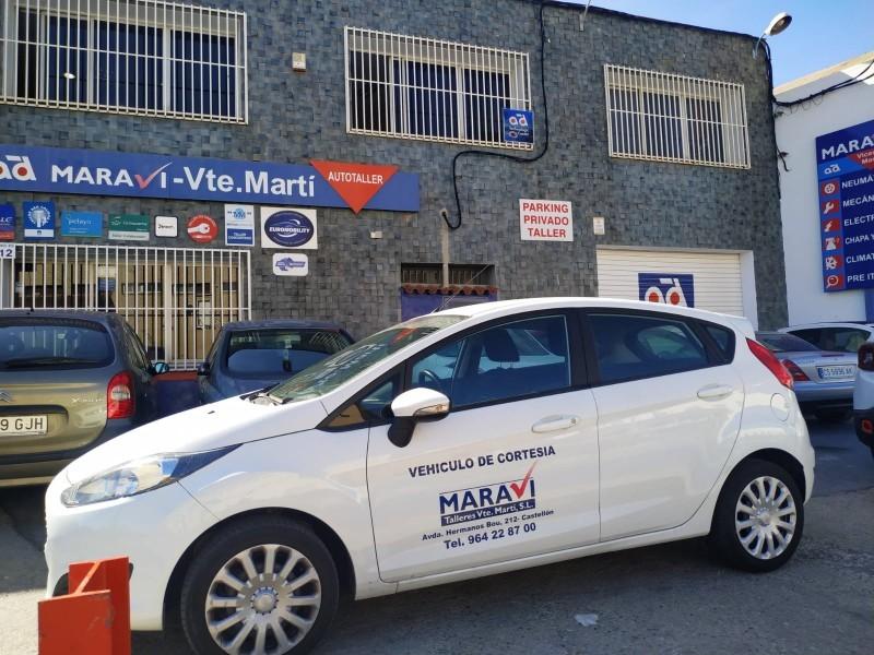 Autotaller Maravi Martí Castelló de la Plana